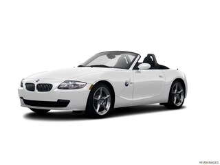 2008 BMW Z4 2dr Roadster 3.0i Convertible