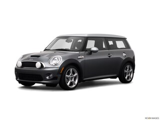 2008 MINI Cooper S Clubman Base Wagon