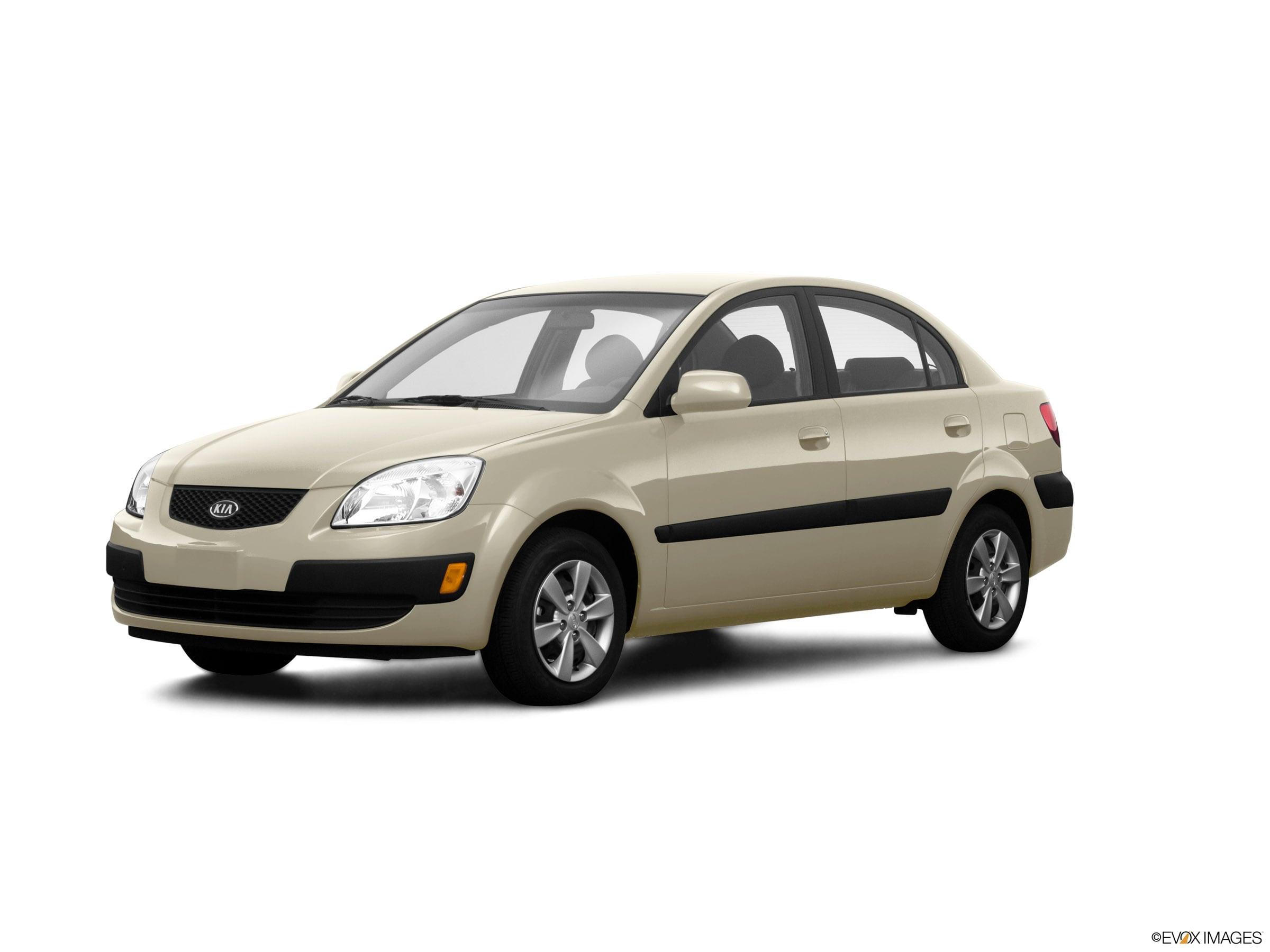 2008 Kia Rio Sedan