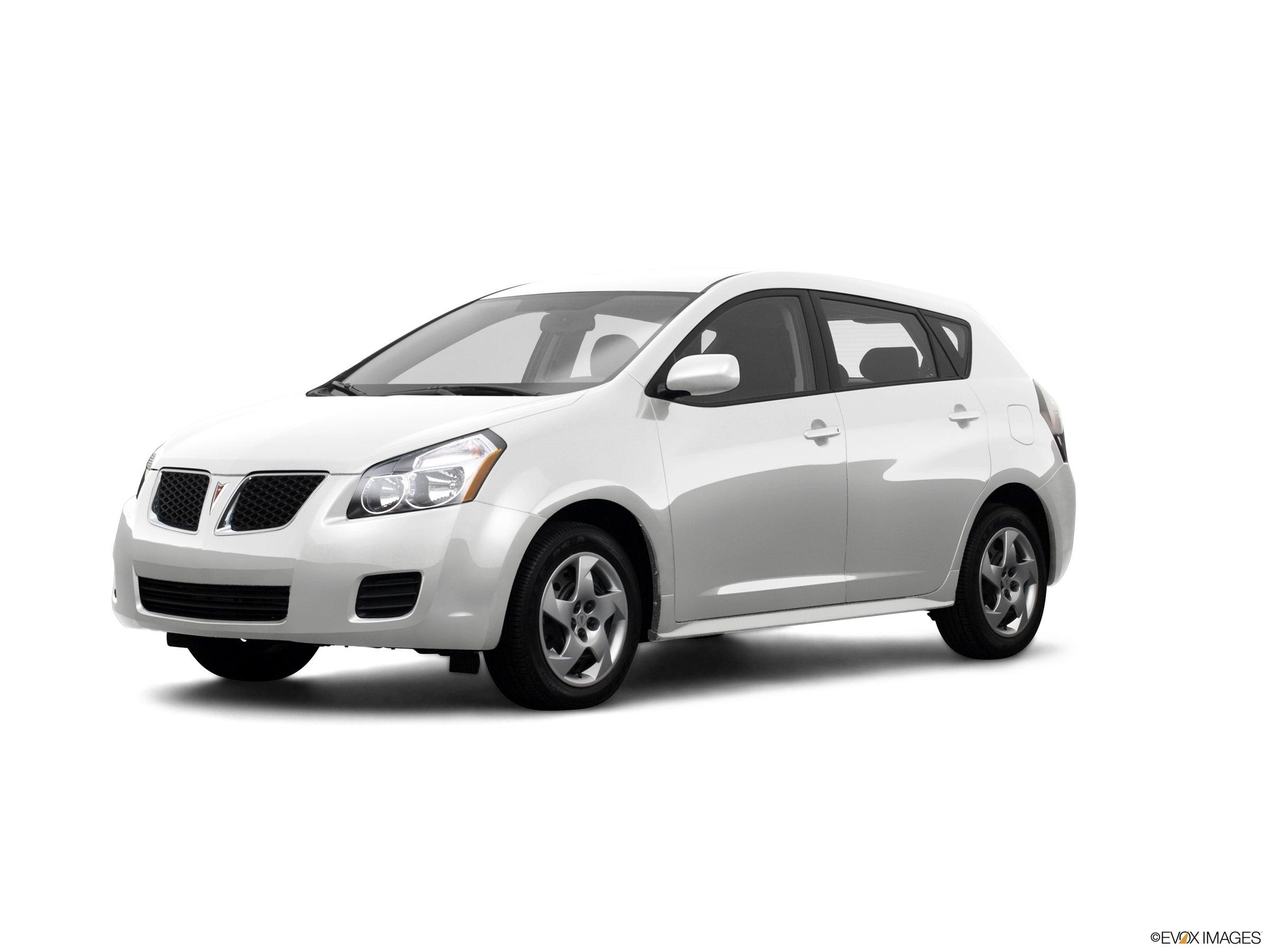 2009 Pontiac Vibe Base w/1.8L Hatchback