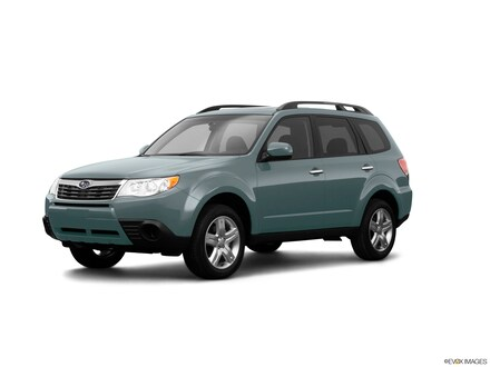 Featured Used 2009 Subaru Forester 2.5X Premium w/ All Weather Pkg SUV for sale in Huntington, WV