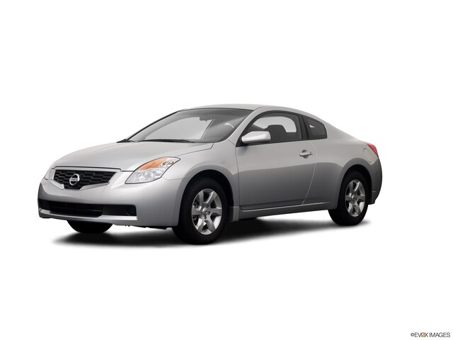 Used 2009 Nissan Altima 2.5 S Coupe for sale in Houston, TX