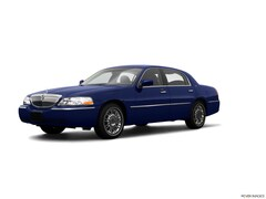 2009 Lincoln Town Car Signature Limited Sedan