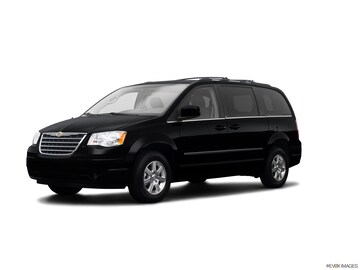 2009 Chrysler Town & Country Van