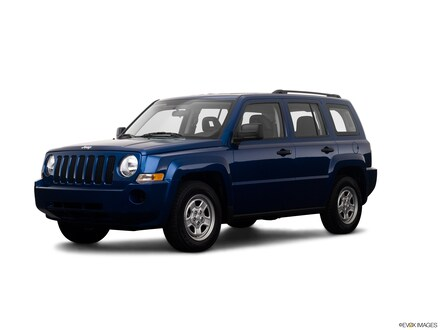 Featured Used 2009 Jeep Patriot Sport 4WD  Sport for Sale near Brockton, NY