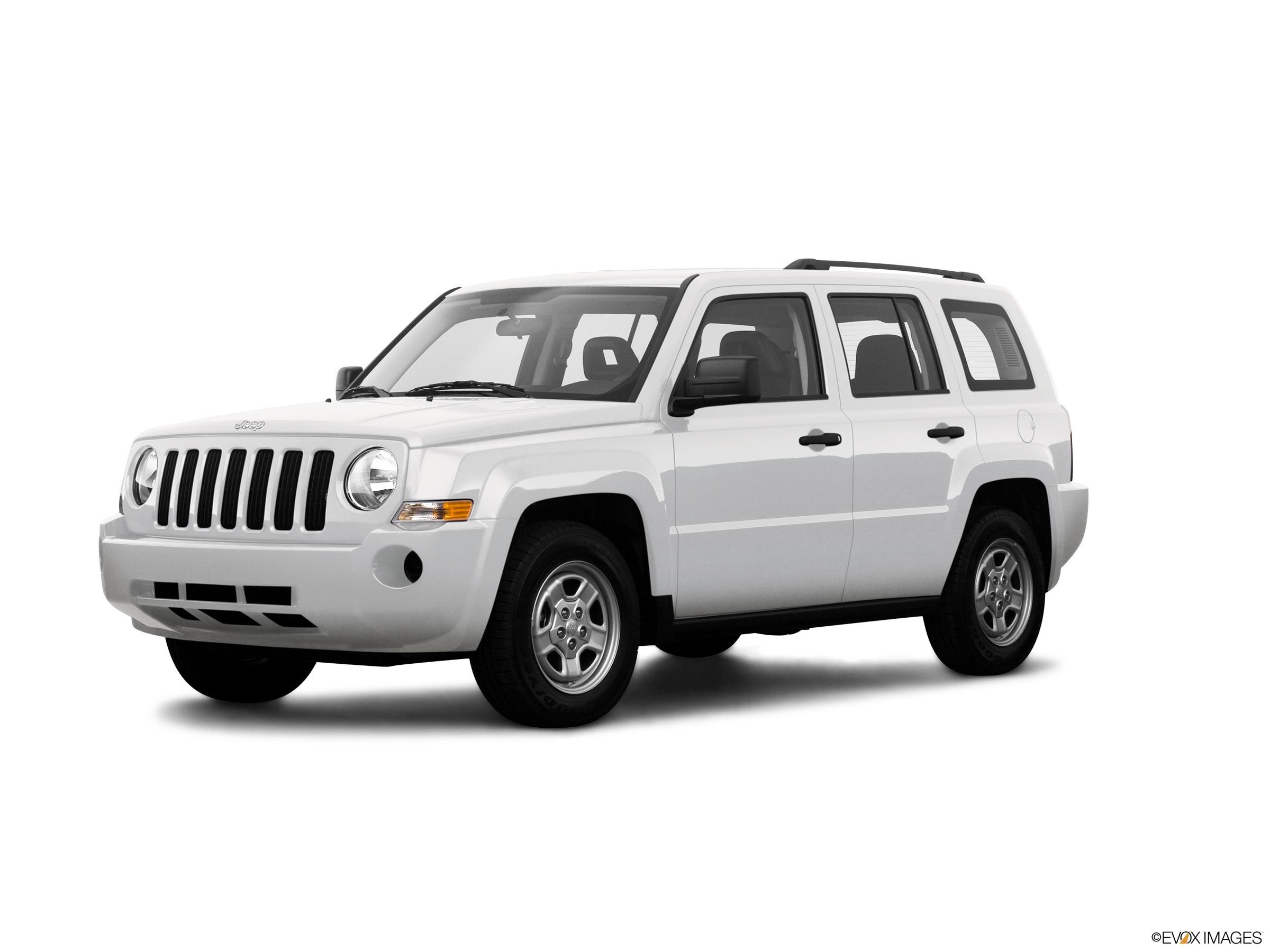 Used 2009 Jeep Patriot For Sale Chicago Il Oak Lawn P4652a