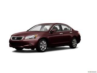 Used 2009 Honda Accord 3.5 EX-L Sedan 0H21222A for sale near San Antonio, TX