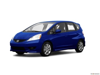 Used 2009 Honda Fit Sport Hatchback H201799A Houston, TX