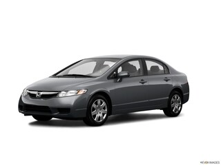Used 2009 Honda Civic LX Sedan for sale in Chattanooga, TN
