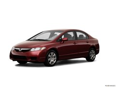 used 2009 Honda Civic LX Sedan for sale in wallingford connecticut