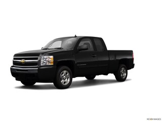 2009 Chevrolet Silverado 1500 4WD Ext Cab 143.5 LTZ Extended Cab Pickup For Sale in Westport, MA