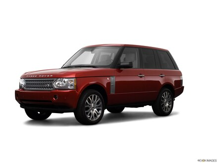 2009 Land Rover Range Rover Supercharged SUV