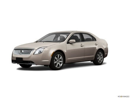 2010 Mercury Milan Premier with Moon Roof Sedan