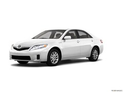 used 2010 Toyota Camry Hybrid Base Sedan for sale in atlanta