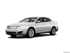 Used 2010 Lincoln MKS 4DR SDN 3.7L FW
