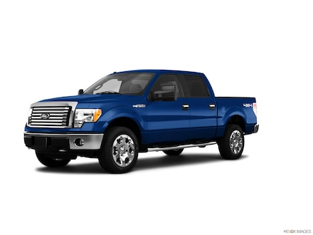 2010 Ford F-150 Crew Cab Truck