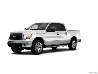 Used 2010 Ford F-150 4WD Supercrew 157 XLT Truck SuperCrew Cab Medford, OR