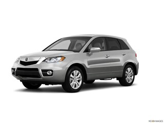 Used 2010 Acura RDX Base w/Technology Package SUV for sale near you in Roanoke, VA