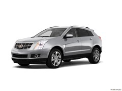 Used 2010 CADILLAC SRX AWD 4dr Turbo Premium Collection SUV Grand Forks, ND