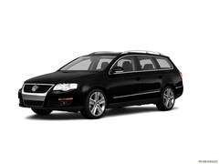 2010 Volkswagen Passat Komfort Front-wheel Drive Station Wagon