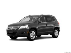 New 2010 Volkswagen Tiguan S SUV V52878A for sale in Crystal Lake