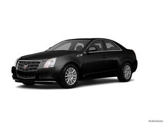 2010 CADILLAC CTS Sedan Luxury Sedan