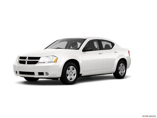 New 2010 Dodge Avenger Express Sedan