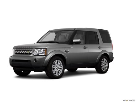 2010 Land Rover LR4 LUX SUV