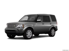 Used 2010 Land Rover LR4 LUX SUV in Glenwood Springs
