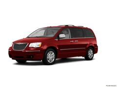 2010 Chrysler Town & Country Limited Van