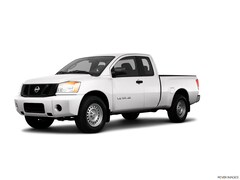 2010 Nissan Titan SE Truck