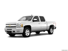 Used 2010 Chevrolet Silverado 1500 LTZ Truck Crew Cab For Sale in Fargo, ND