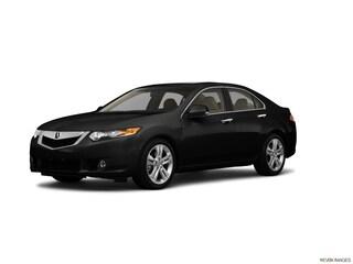 2010 Acura TSX 3.5 w/Technology Pkg Sedan