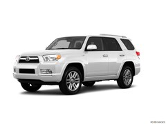 Used 2010 Toyota 4Runner Limited V6 SUV for sale in Toledo, OH