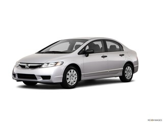 Used 2010 Honda Civic DX-VP Sedan for sale in Las Vegas