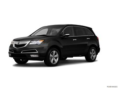 Used 2010 Acura MDX 3.7L SUV Springfield, OR