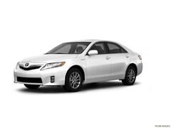 Used 2011 Toyota Camry Hybrid Base Sedan For Sale in Logan, UT