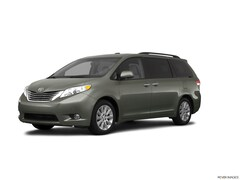 Used 2011 Toyota Sienna Limited Minivan/Van in Fort Collins, CO