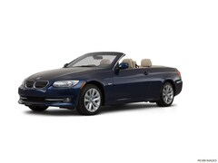 2011 BMW 3 Series 2dr Conv 328i Sulev Convertible