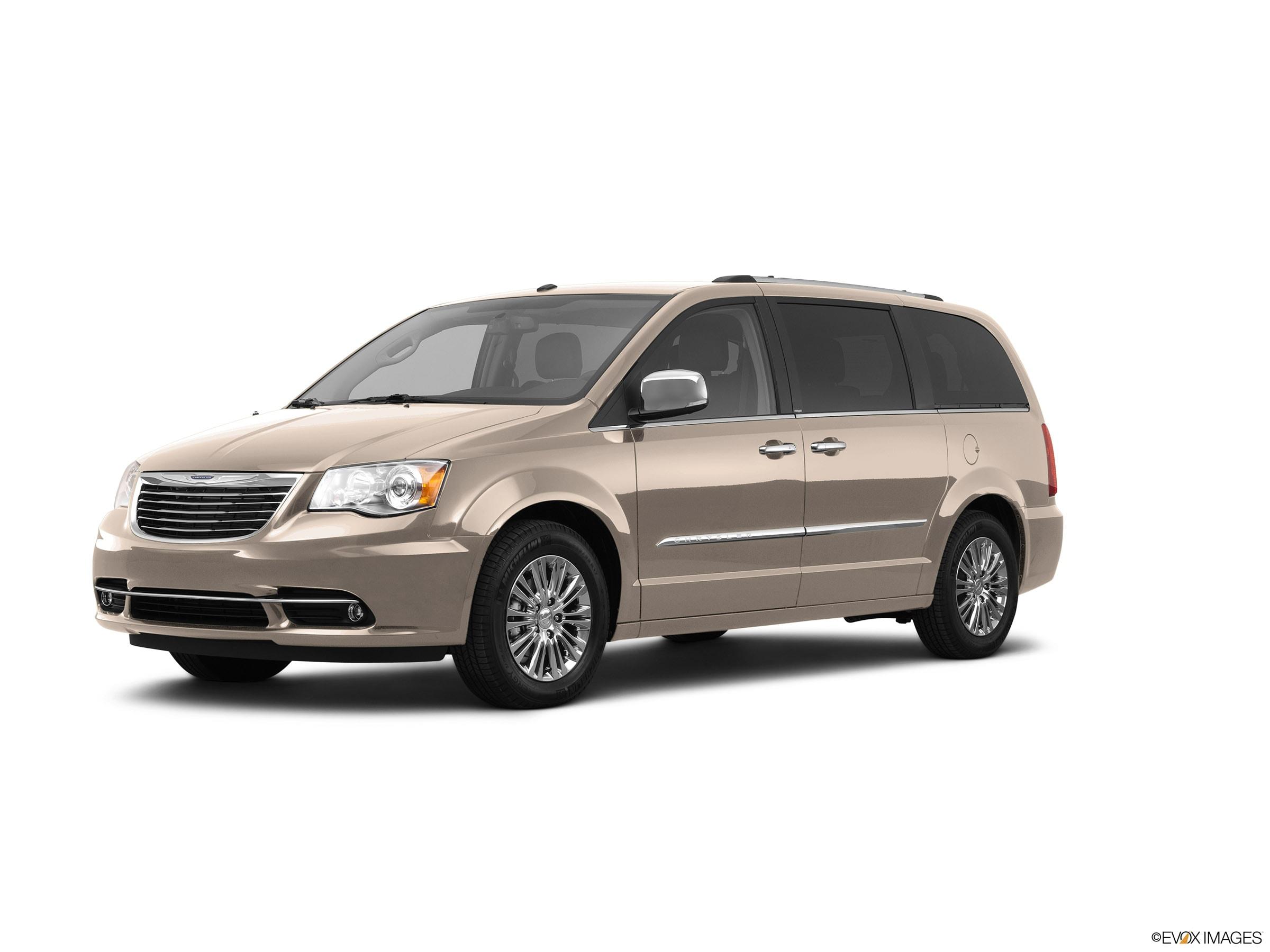 2011 Chrysler Town & Country Minivan/Van