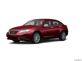 2011 Chrysler 200 LX Sedan