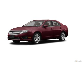 Bargain used 2012 Ford Fusion SE Sedan for sale in Nederland TX