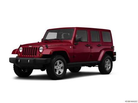2012 Jeep Wrangler Unlimited UT