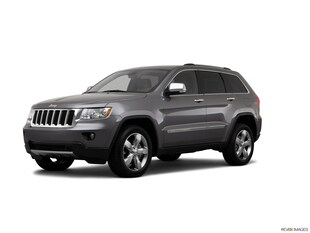 2012 Jeep Grand Cherokee Limited SUV