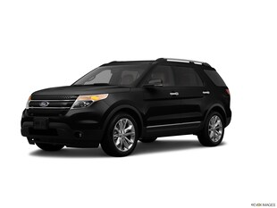 2012 Ford Explorer Limited Front-wheel Drive
