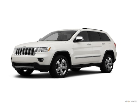 2012 Jeep Grand Cherokee 2X Over 5.7 AT