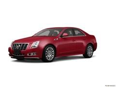 2012 Cadillac CTS Premium Rear-Wheel Drive Sedan Sedan