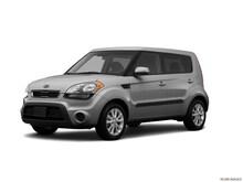 2012 Kia Soul + Hatchback