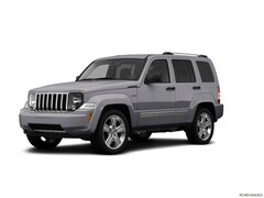 Used 2012 Jeep Liberty Limited Jet Edition 4x4 SUV in Milford, CT
