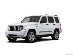 2012 Jeep Liberty Limited Jet Edition SUV